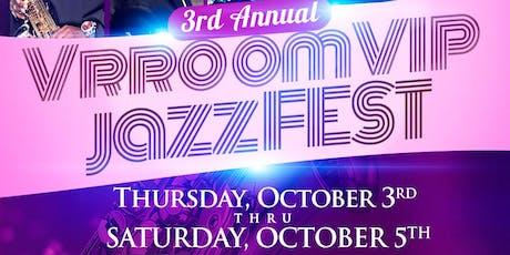 2019 VrroomVIP JazzFEST - Platinum VIP Sponsor tickets