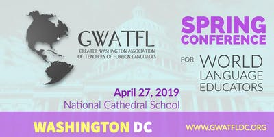 GWATFL Spring Conference for World Language Educators 2019-Exhibitors