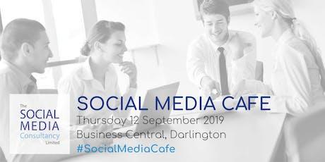 Darlington Social Media Cafe: September 2019 tickets