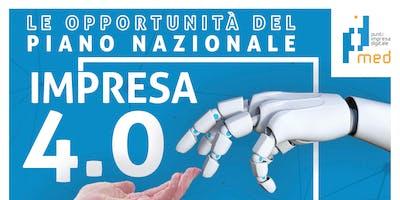 Le opportunità del Piano Nazionale Impresa 4.0 - C