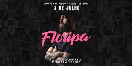 Workshop FLORIANÓPOLIS Tickets