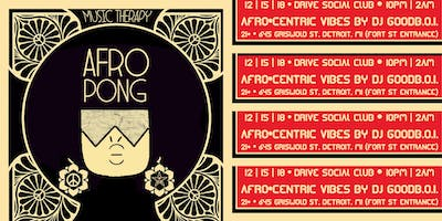 Music Therapy: Afro-Pong
