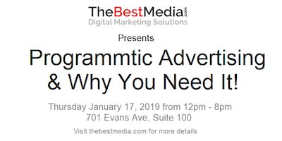PROGRAMMATIC ADVERTISING AND WHY YOU NEED IT!