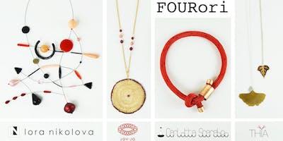 FOURori - Temporary Bijoux Room