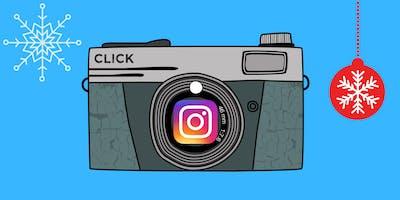 Weihnachts Instagram Workshop