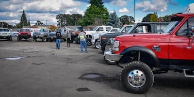 First Annual NO BS OBS Truck Show N