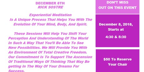Experiential Meditation Class tickets