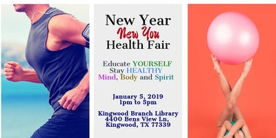 New You New Year Health Fair