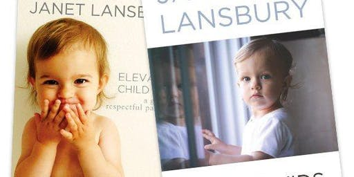 Respectfully Parenting Your Toddler/Preschooler w/Janet Lansbury