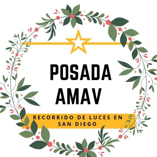 Posada AMAV - Recorrido de Luces en San Diego