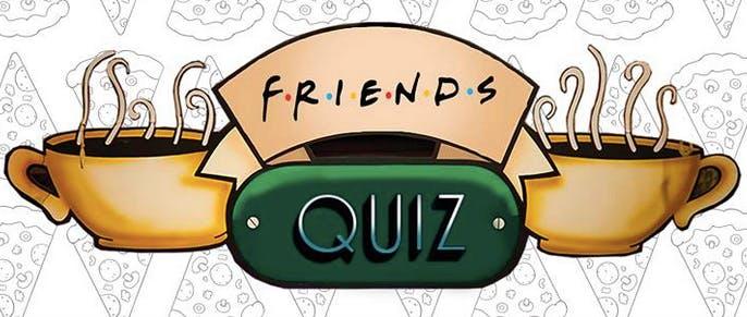 Friends Pub Quiz!