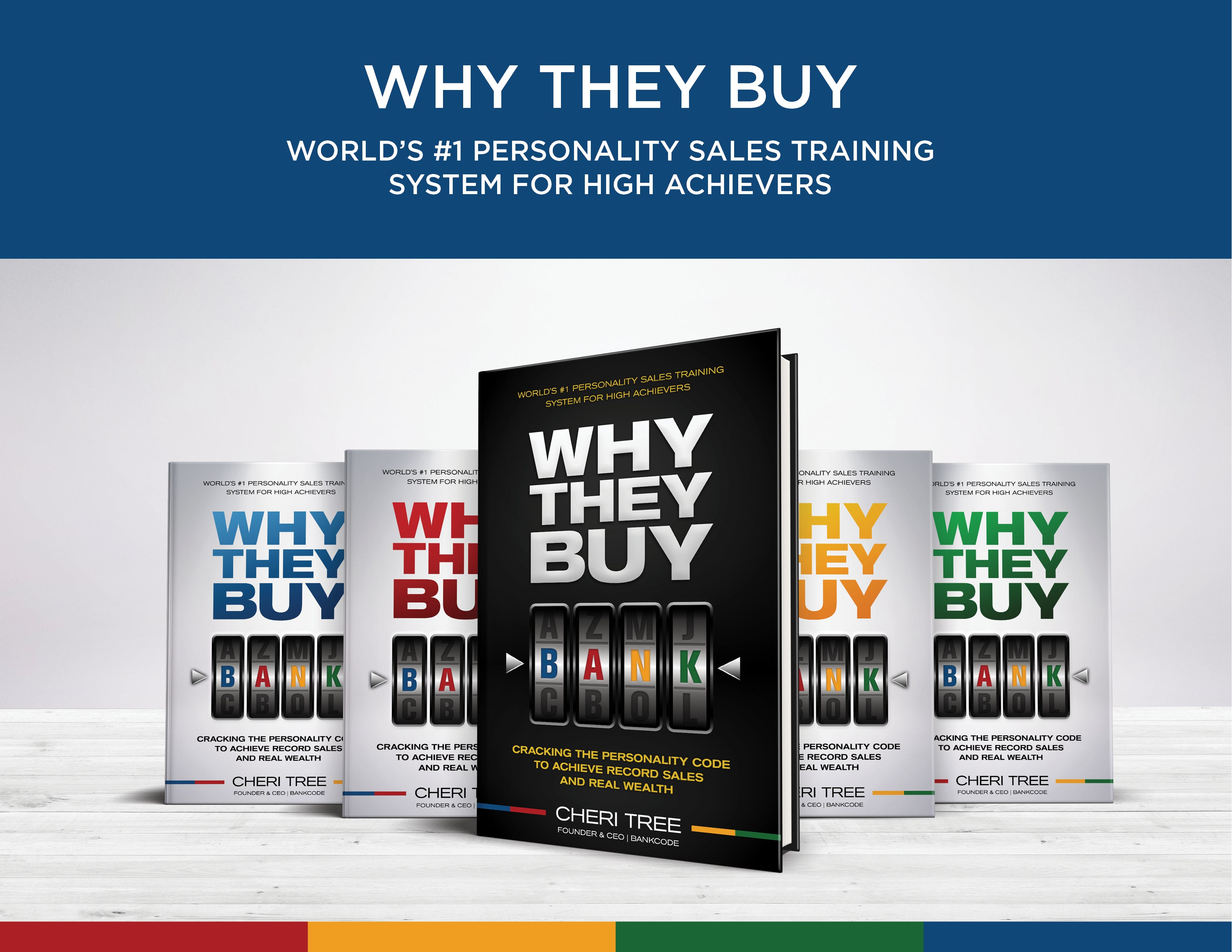 Why They Buy-Master the Art of Communication in Closing Sales & Increasing Your Influence!