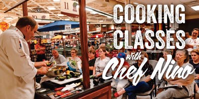 Rouses Cooking Class with Chef Nino R76