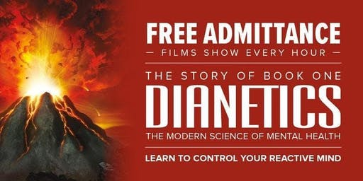FILM SCREENING - The Story of Book One, Dianetics