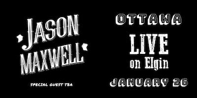 Jason Maxwell @ LIVE! on Elgin