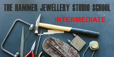 Intermediate Jewellery Making and Metalsmithing