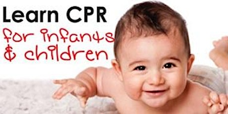 CPR/First Aid for Babysitters (youth) tickets