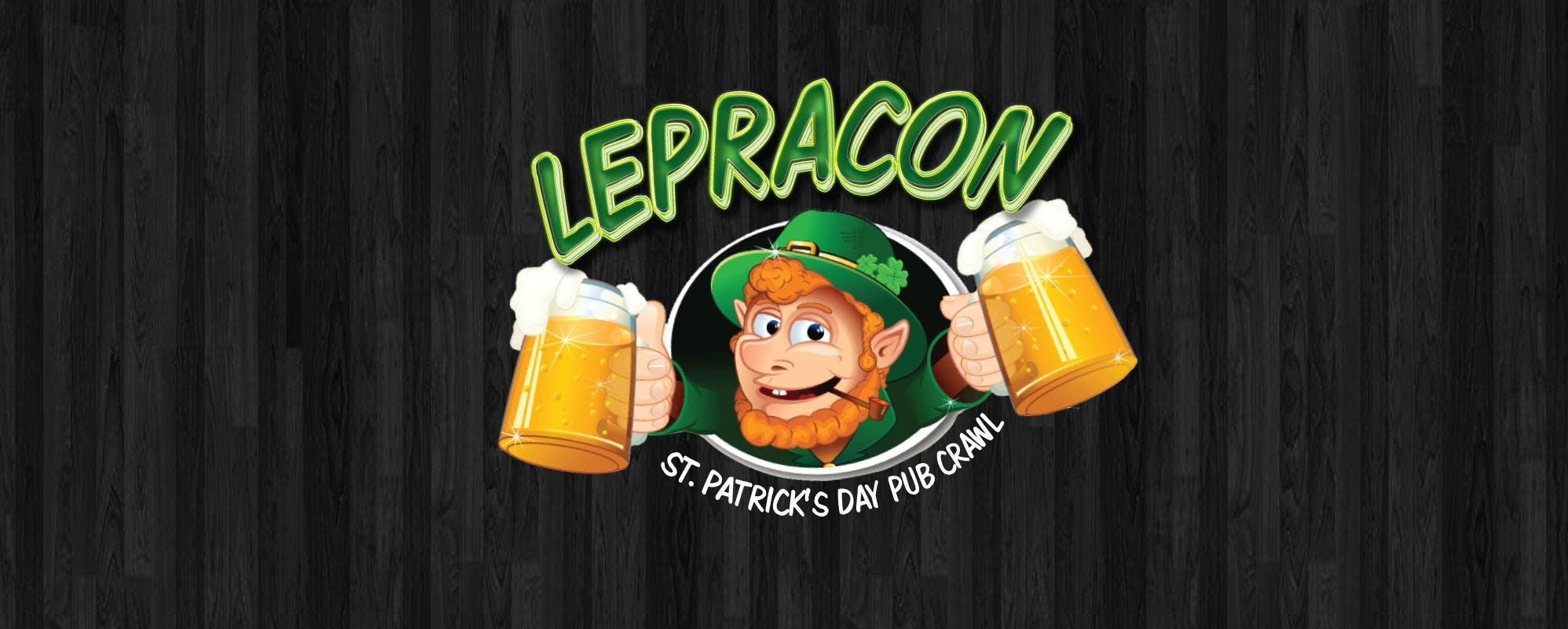 San Francisco St. Patrick's Day Pub Crawl: Le