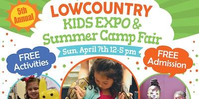 Lowcountry Kids Expo & Summer Camp Fair
