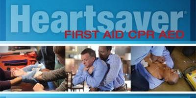 Heartsaver First Aid CPR AED (American Heart Association)