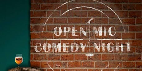 Open Mic Stand-Up Comedy tickets