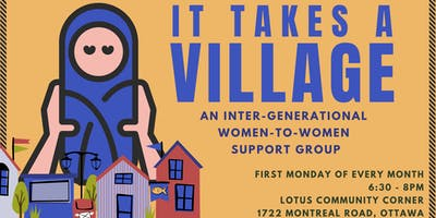 It Takes a Village: An Inter-Generational Women-to-Women Support Group