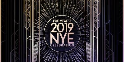 New Years Eve 2019 Twelve West