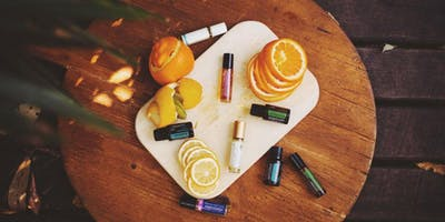 Essential Oils 101 - Make and Take!