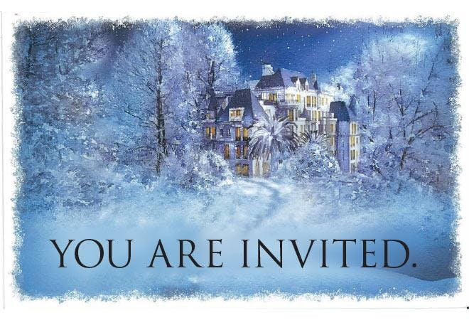 Holiday Open House at the Church of Scientology Celebrity Centre