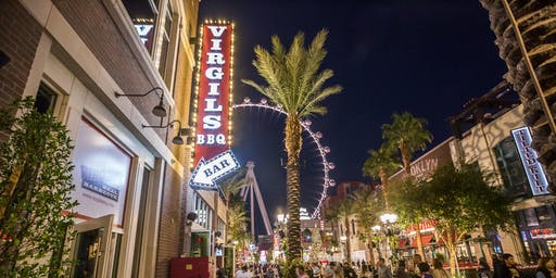 Celebrate NYE 2020 at Virgil's Real BBQ at The LINQ by the High Roller