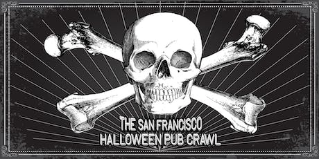 San Francisco Halloween: Adult Trick 'R Treating Pub Crawl 2019 tickets