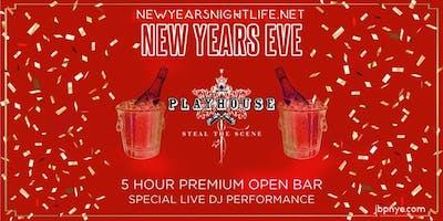 Playhouse Nightclub New Years | Open Bar