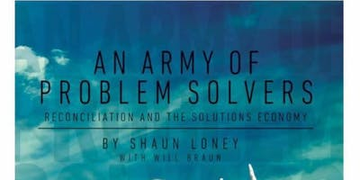 An Army of Problem Solvers:  Full-Day Workshop with Shaun Loney