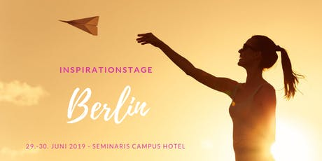 Inspirationstage Berlin 2019 Tickets