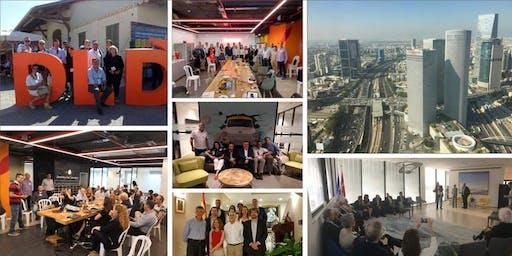 Impact Learning Expedition at DLD Tel Aviv 2019