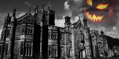 Halloween at Margam Castle Ghost Hunt (South Wales ) £45 P/P
