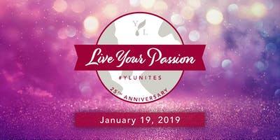 LIVE YOUR PASSION! Young Living Rally