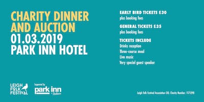 Charity Dinner Auction