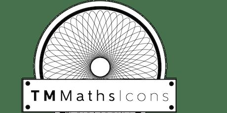 TMMathsIcons 2020 tickets