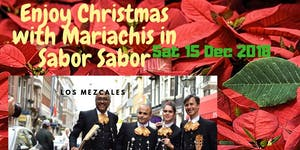 Christmas with Mariachis in Sabor Sabor