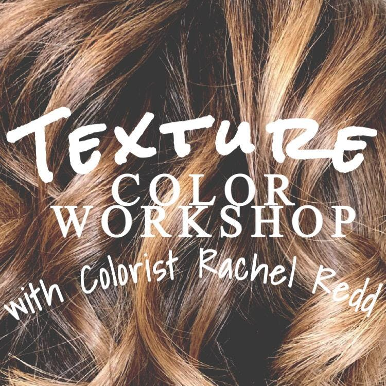 Rachel Redd: TEXTURE COLOR 2-DAY WORKSHOP - A