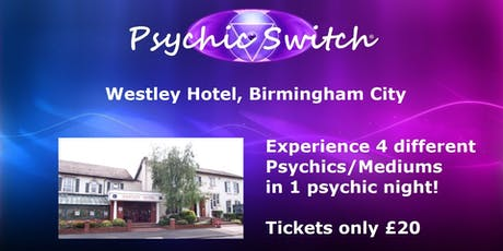 Psychic Switch - Birmingham City tickets