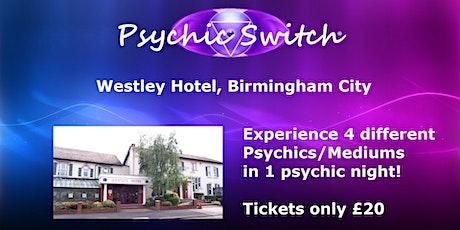 Psychic Switch - Birmingham City tickets