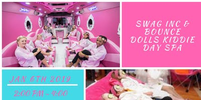 SWAG and Bounce Dolls Kiddie Day Spa