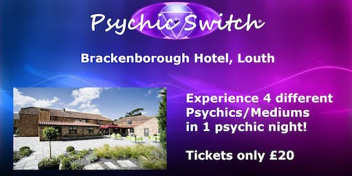 Psychic Switch - Louth