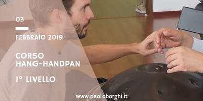 CORSO HANG-HANDPAN 1° LIVELLO a Padova