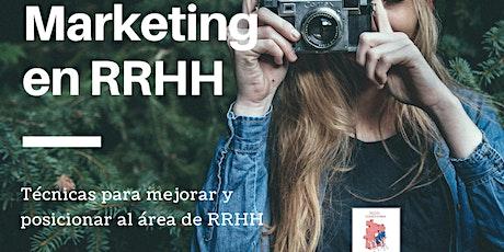 Taller de Marketing en RRHH #Baires tickets