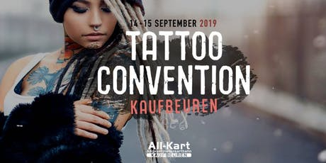 1. Tattoo Convention Kaufbeuren Tickets