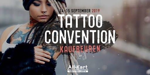1. Tattoo Convention Kaufbeuren