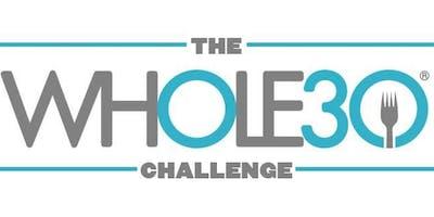 January Whole 30 Challenge